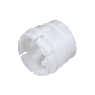 Valved Coupling Insert with 1 / 8 Hose Barb Female Fitting Bodies
